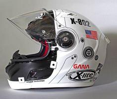 Helm lorenzo X-Lite X-802 R Lorenzo Moon Not rossi marquez iannone dov