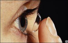 Wearing Non Prescription Contact Lenses - Demo Lens Care Tips
