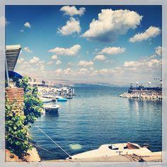 Sea of Galilee Tiberias, Israel  Follow Me on Instagram (melisking) for more pics