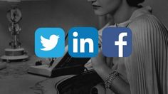 How #Writers Can Get Inspiration Through Social Media? #contentmart