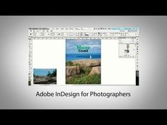 In this Adobe InDesign tutorial, I explain how to use both the frame tools and shape tools with images for desktop publishing and digital publishing applicat...