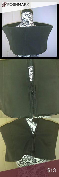 Waist Trainer Waist trainer with hooks and zipper. Intimates & Sleepwear Shapewear