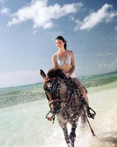 HORSEBACK RIDING BY THE SEA   http://www.amigostours.net/Tours.html  I'd so love to do this!