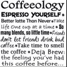 OH COFFEE MY ONE TRUE LOVE