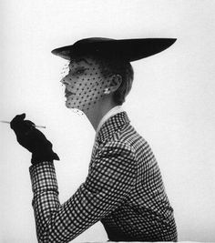by Irving Penn