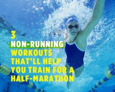 3 Non-Running Workouts That'll Help You Train for a Half-Marathon