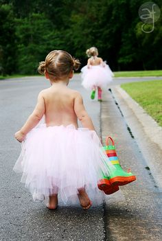 runaway ballerinas