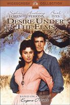 Desire Under the Elms (1958). Starring: Sophia Loren, Anthony Perkins, Burl Ives and Pernell Roberts