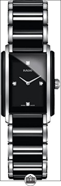 RADO - Montre Femme Rado Integral Diamants R20613712 - R20613712  ✿ Relojes para mujer - (Lujo) ✿