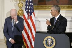 Obama Surprised Joe Biden With AMedal Of Freedom Award And Now We Can't Stop Crying from essence.com