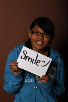 Smile, Damaris Ponciano, Estudiante, UANLApodaca, México