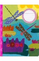 Dragonflies Composition Book