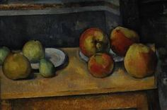 cézanne apples and pears - Google Search