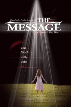 The Message - Christian Movie/Film DVD, Erica Leerhsen Christian Films, Christian Videos, Christian Music, Movies To Watch, Good Movies, Spiritual Movies, Faith Based Movies, Films Chrétiens, Amazon Prime Movies