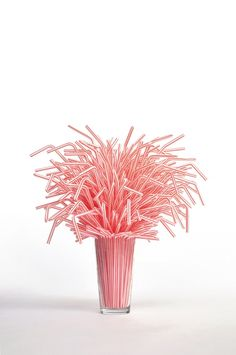 Straw bouquet I actually want that for real like why do I though? Haha