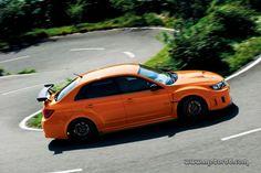 Subaru Impreza WRX STI tS Type RA - Motor 66