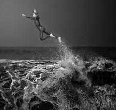 Low Gravity Surf ~ Photo by Mattias Hammar