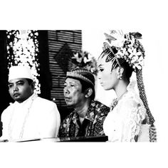 Wedding black n white