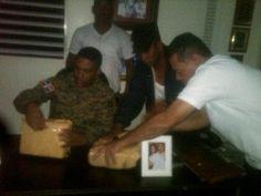 Ocupan dos paquetes de marihuana en medio de tiroteo en la frontera - Cachicha.com