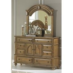 Progressive Furniture Surrey Bay 8 Drawer Dresser - PRGF838