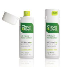 Cleanwell Hand Sanitizer.   This is one of Eva Chen's favorite things she can't live without (this along with SK-II masks and every face oil out there). http://websta.me/p/803227963578185166_2098900. http://www.teenvogue.com/careers/fashion-careers/2011-09/editors-fashion-week-bag-essentials?slide=2. http://www.product-girl.com/archives/whats-in-her-bag-eva-chen-from-teen-vogue/
