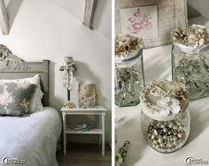 e-magDECO : Magazine de décoration en ligne: Une ancienne grange très shabby