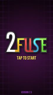 [FREE ANDROID GAME] 2Fuse - Fast Paced Action Puzzle Game to Match ii Blocks of Same Color Same Number - Are you lot upwards for challenge?
