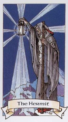 TAROT Reading Weekly Forecast March 4 – 10, 2013: The Hermit