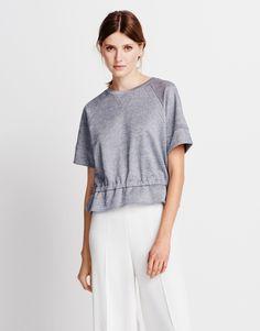 Sweater blau online kaufen   Ulara cosmic blue von someday Fashion