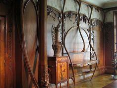 Art Nouveau room, Musée dOrsay by javafox_2001, via Flickr