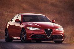 2017 Alfa Romeo Giulia Quadrifoglio US-spec 952 wallpaper | 3000x2002 | 839118 | WallpaperUP