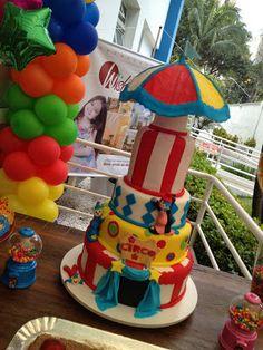 Arts e Doçuras Mel: Festa do circo - proben