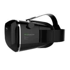 Shinecon VR 360 Viewing Immersive Virtual Reality 3D VR Headset Google Cardboard Games Glasses Compatible +Remote Controller | Lazada Malaysia