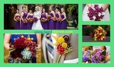 5 Tips To Help You Choose The Perfect Wedding Flowers  The one thing that unifies an event even one held in different places is the infusion of color into the theme. There is no other place this is more evident than at a wedding. Quite often however we see a perfect great wedding spoiled by unsuccessful pairings of wedding colors. There are some color combinations that even cannot be helped, not even with the wedding flowers.