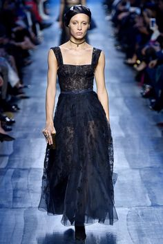 Here's The Significance Of Dior's Military-Style Berets +#refinery29