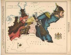 Harvey Map Prussia