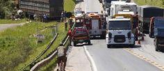 Caminhões estão proibidos de rodar nas estradas do Brasil nos feriados de 2016. Veja quais