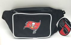 Team Sports Travel Pack Pirate Football New DURABLE 600D POLYESTER  ZIPPERED MAIN COMPARTMENT BACKZIPPERED STASH POCKET  FRONT GUSSETED ZIPPERED COMPARTMENT 'ADJUSTABLE WEB WAIST STRAP WITH QUICK-RELEASE BUCKLE 125 WX3 DX6 H   http://p.nembol.com/p/V1LelhmlZ Happily published via Nembol