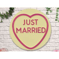 Love Heart Sweets Wall Signs Love Gift Ideas for Girlfriend or Wife, Boyfriend at our Cool Online Store Unique Wedding Gifts, Unique Weddings, Vintage Bar, Vintage Signs, Love Heart Sweets, Just Married Sign, Love Gifts For Her, Girl Sign, Retro Gifts