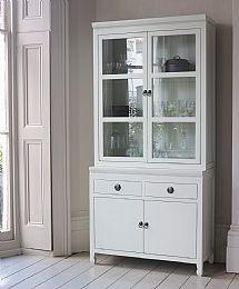 Mandara White Wooden Dresser
