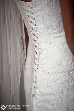 love the lacing.. great dresses on this site