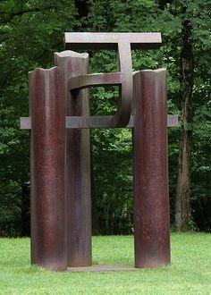 Eduardo Chillida - 1997 - BASOA V   Flickr: Intercambio de fotos
