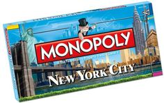 Monopoly New York City New York City http://www.amazon.com/dp/B003HC9I1A/ref=cm_sw_r_pi_dp_iNOLtb0K4TTXWWAE