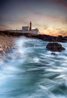 Lighthouse - Cabo raso by Paulo Pereira on 500px