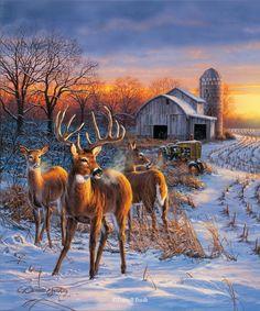I Love Deers - Darrell Bush: