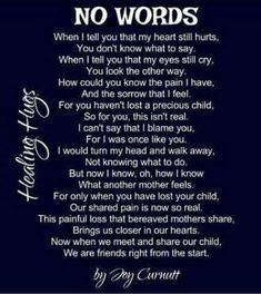 So very true. Missing my son. I'm sorry for the loss of your precious son! I'm missing my daughter! Son Poems, Grief Poems, I Miss My Daughter, Miscarriage Quotes, Missing My Son, Grieving Mother, Grieving Quotes, Child Loss, Loss Quotes