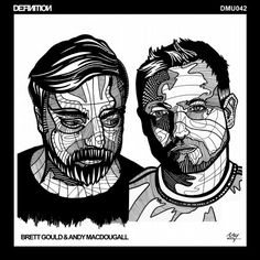 Andy MacDougall, Brett Gould - Too High for Too Long EP / Definition:Music  / DMU042 - http://www.electrobuzz.fm/2016/01/27/andy-macdougall-brett-gould-too-high-for-too-long-ep-definitionmusic-dmu042/