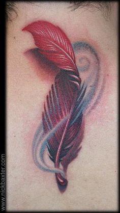 Tattoo by Nick Baxter