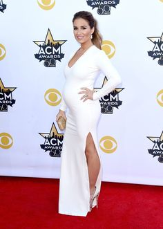 Jessie James Decker| ACM Awards 2015 | StyleBistro.com