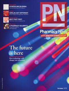 Pharmacy News - October 2015 Technology & Pharmacy 2015 Technology, Reality Tv, Pharmacy, Clinic, October, News, Apothecary